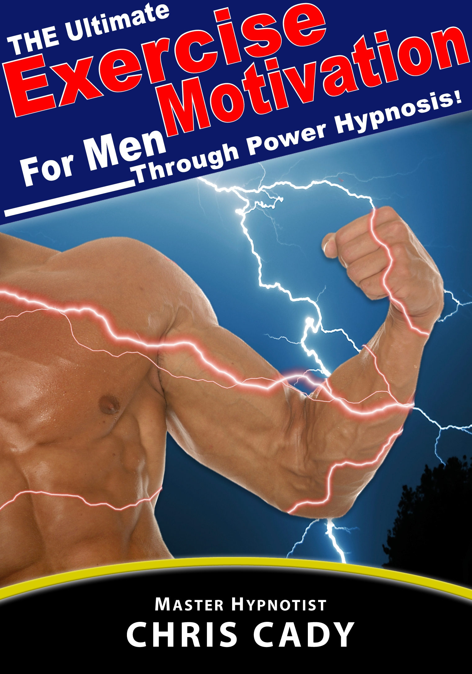 hypnosis exercise motivation cd for men and mp3 download