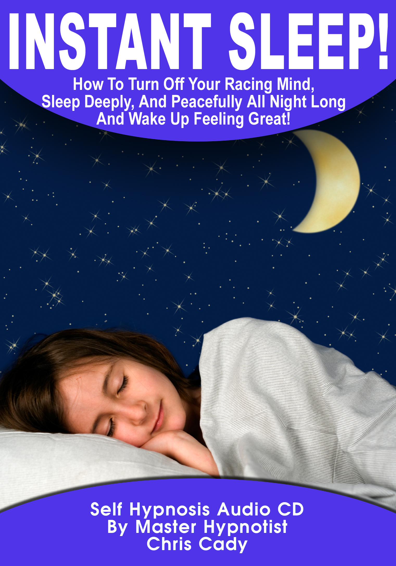 sleep end insomnia with hypnosis cd and mp3 download