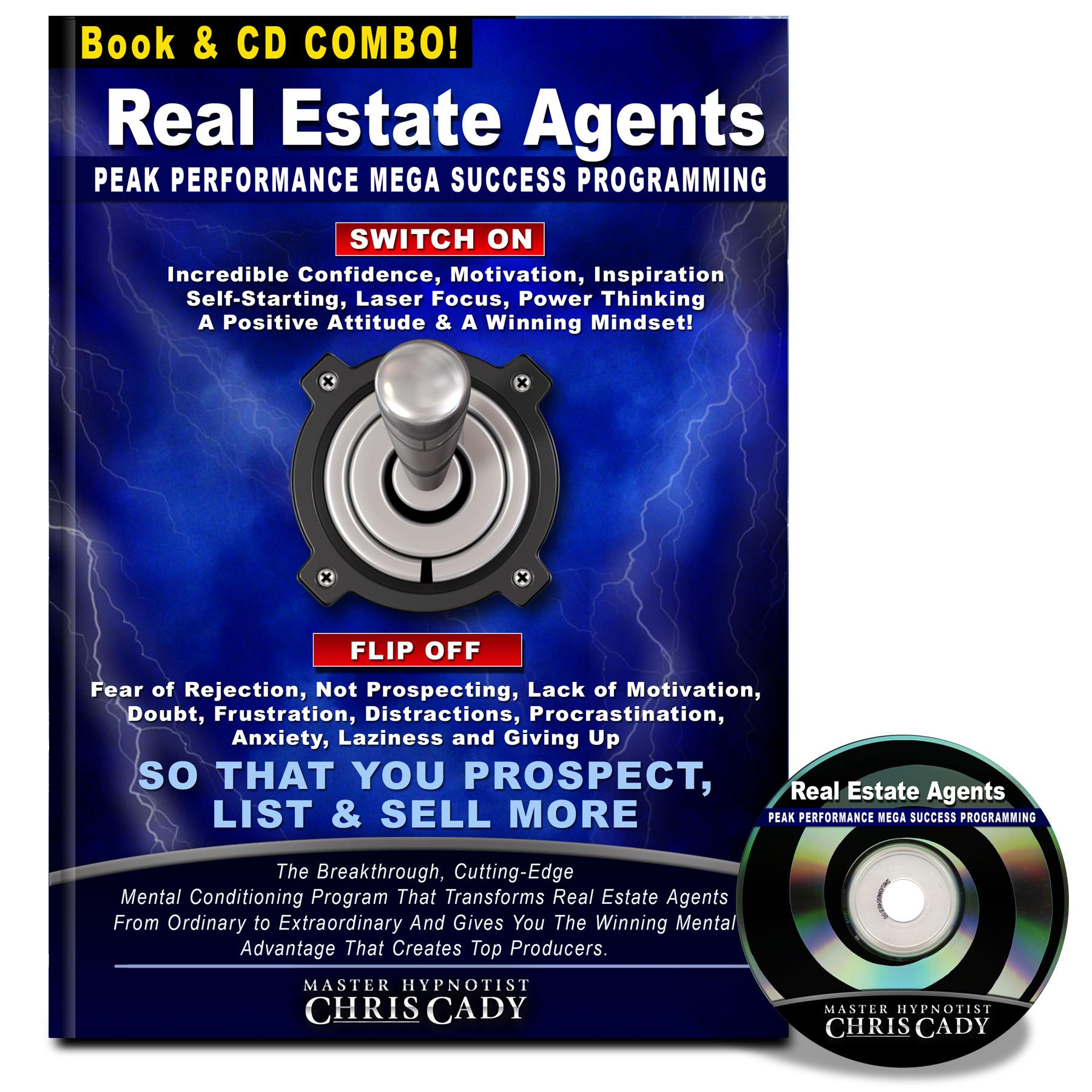 hypnosis hypnotherapy  for real estate agents  for stage fright public speaking and prospecting